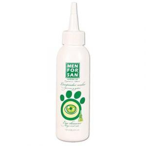 Menforsan Nettoyant Extérieur Yeux pour Chien 125 ml