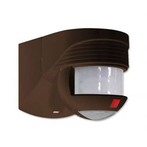 Luxomat LC-Click Motion Detector with 200 Degree Detection Area