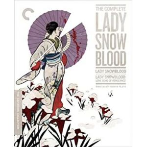 The Complete Lady Snowblood Blu-ray