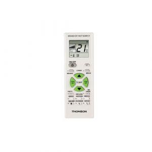 Thomson ROC1205 - Télécommande universelle - infrarouge - blanc