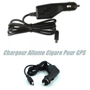 Chargeur allume cigare - Chargeur voiture pour GPS Garmin eTrex Legend HCx