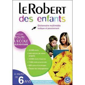 Le Robert des Enfants