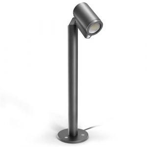 Steinel Projecteur d'extérieur à capteur Spot Way Sensor Connect Noir