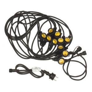 Guirlande lumineuse base E27 10 m Maclean Energy MCE410