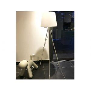 Lampadaire de jardin trepied 150 cm