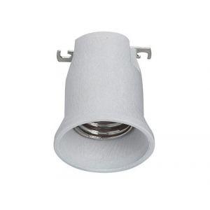 Douille Culot E40 Monobloc En Porcelaine