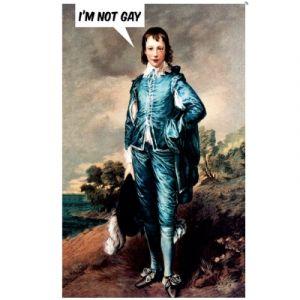Cartes humoristiques Gay/Lesbian... Dean Morris