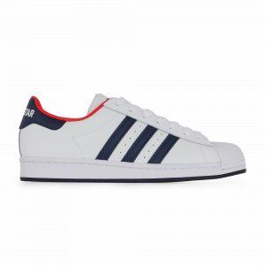 Superstar Top Ten Adidas Originals Blanc/marine/rouge 43 1/3 Male