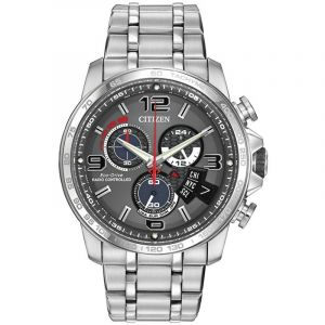 Montre Chronographe Homme Citizen Chrono Time A-T BY0100-51H