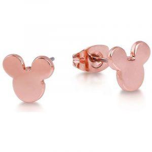 Bijoux Femme Disney Couture Mickey Mouse Head Stud Boucles d'oreilles DRE245