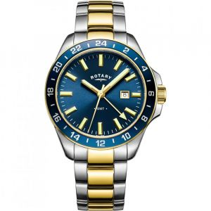 Montre Homme Rotary Havana GMT Quartz GB05082/05
