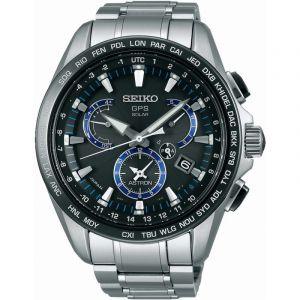 Montre Chronographe Homme Seiko Astron GPS SSE101J1