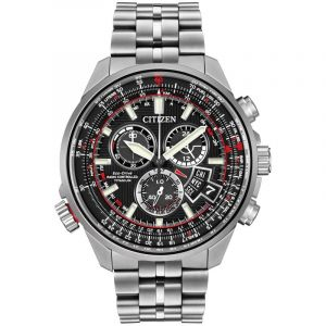 Montre Chronographe Homme Citizen Chronotime A-T BY0120-54E