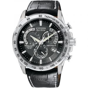 Montre Chronographe Homme Citizen Chrono Perpetual A-T AT4000-02E
