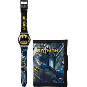 Montre Enfant Character Batman Set BAT63DC
