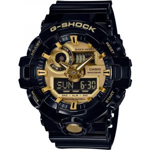 Montre Chronographe Homme Casio G-Shock GA-710GB-1AER