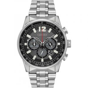 Montre Chronographe Homme Citizen Nighthawk CA4370-52E