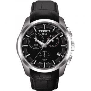 Montre Chronographe Homme Tissot Couturier GMT T0354391605100