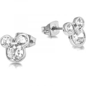 Bijoux Femme Disney Couture Crystal Mickey Mouse Head Stud Boucles d'oreilles DYE456