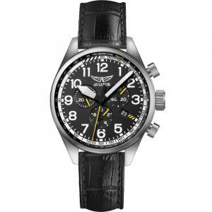 Montre Chronographe Homme Aviator Airacobra P45 V.2.25.0.169.4