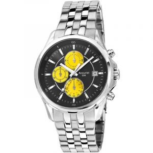 Montre Chronographe Homme Accurist London MB932BY