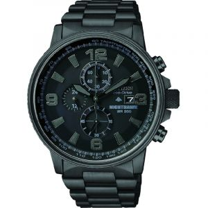 Montre Chronographe Homme Citizen Nighthawk CA0295-58E
