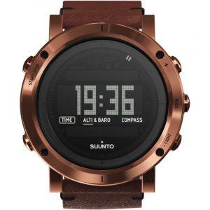 Montre Chronographe Homme Suunto Essential Altimeter Barometer Compass SS021213000