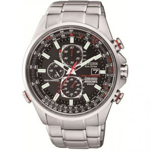 Montre Chronographe Homme Citizen Red Arrows A-T AT8060-50E
