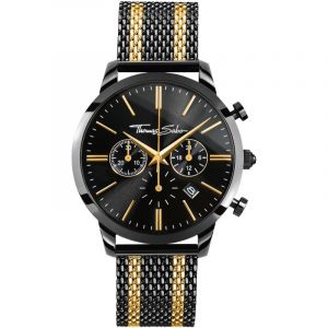 Montre Chronographe Homme Thomas Sabo Rebel Spirit Chrono WA0288-284-203-42MM