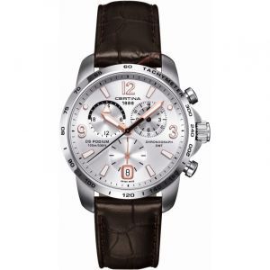 Montre Chronographe Homme Certina DS Podium GMT C0016391603701
