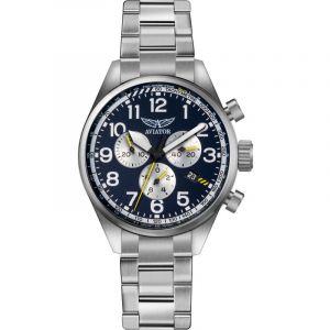 Montre Chronographe Homme Aviator Airacobra P45 V.2.25.0.170.5