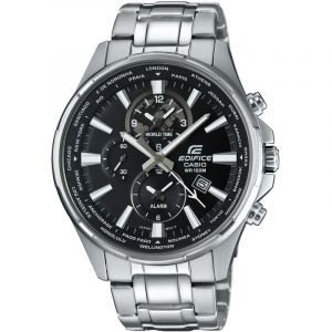 Montre Chronographe Homme Casio Edifice World Time EFR-304D-1AVUEF