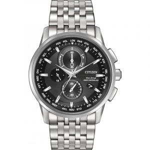 Montre Chronographe Homme Citizen World Chronograph A-T AT8110-53E