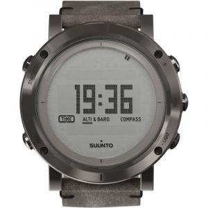 Montre Chronographe Homme Suunto Essential Altimeter Barometer Compass SS021216000