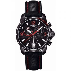 Montre Chronographe Homme Certina DS Podium GMT C0016391605702