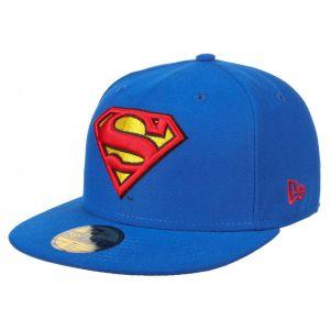 Casquette 59Fifty Superman Blue by New Era  casquette coton