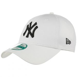 9Forty League Basic Yankees Cap by New Era  casquettes baseball