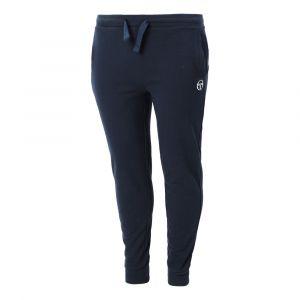 Sergio Tacchini New Elbow Pantalon Survêtement Hommes - Bleu Foncé , Blanc