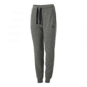 Sergio Tacchini New Elbow Pantalon Survêtement Hommes - Gris Foncé, Bleu Foncé