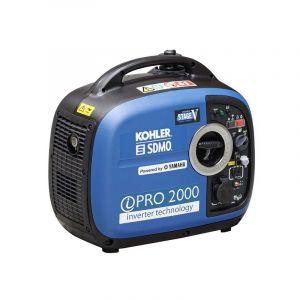 Groupe électrogène silencieux inverter pro 2000 c5 - sdmo industries