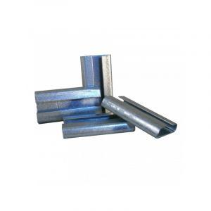 Chapes pour feuillard acier - bba emballages