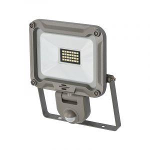 Projecteur led jaro détecteur de mouvement (nouvelle génération) 20 w 6500 °k 44 1 pièce(s) projecteur led jaro 2050p alu ip54 1950 - brennenstuhl