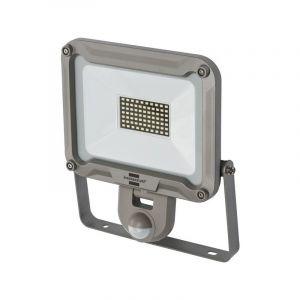 Projecteur led jaro détecteur de mouvement (nouvelle génération) 6500 °k 44 50 w 1 pièce(s) 4400 projecteur led jaro 5050p alu ip54 - brennenstuhl