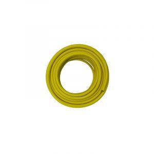 Tuyaux d'arrosage jardin 20 bars tuyau d'arrosage jaune ø int. 15 mm 1 rouleau(x) de 50 mètre(s) linéaire - alfaflex