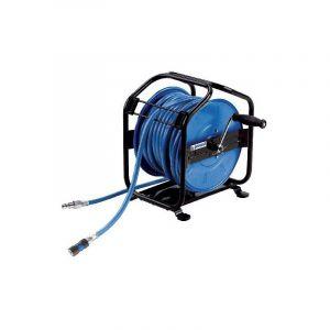 Enrouleur manuel de tuyau air comprimé 30 m - prevost