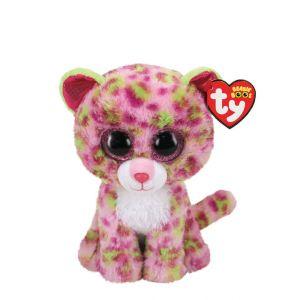 Claire's Petite peluche Lainey le léopard Ty Beanie Boo