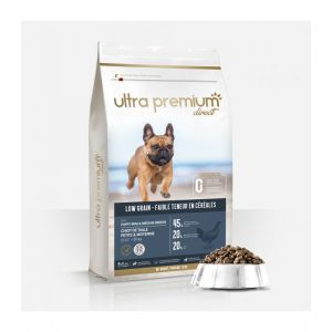 12kg Croquettes Super Premium - Chiot Petit/Moyen - Ultra Premium Direct