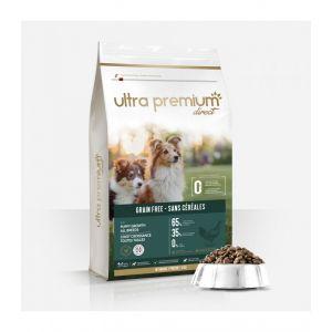 12kg Croquettes Sans Céréales - Chiot - Ultra Premium Direct