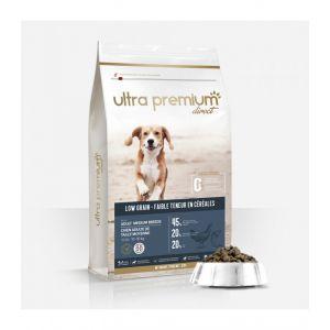 12kg Croquettes Super Premium - Chien Adulte Moyen - Ultra Premium Direct