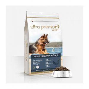 12kg Croquettes Super Premium - Grand Chien Adulte - Ultra Premium Direct